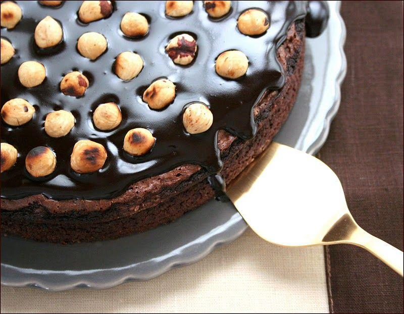 Food and Cook by trotamundos » NUTELLA CAKE (Torta alla Gianduia)
