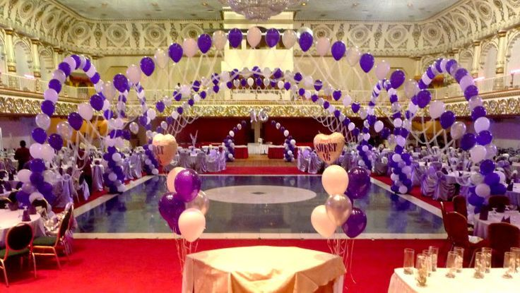 Sweet 16 Party Decorations sixteen party ideas quinceanera balloon