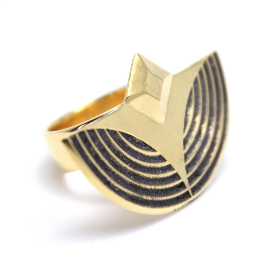 Gold nibiru ring seawolf rings pinterest ring