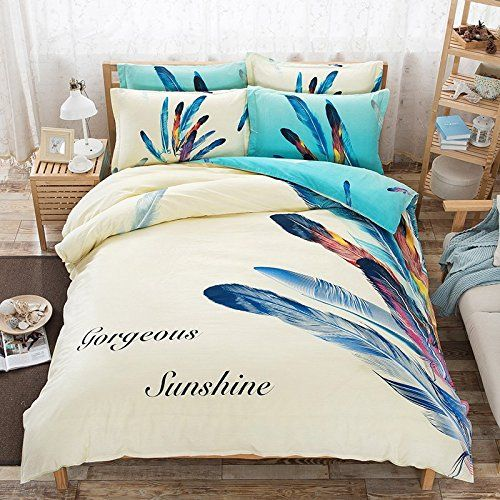A Funky Way To Inspire Using Bedding Sets With Words Bedding