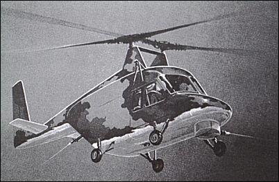 1969 Proyecto Kaman K-700 (EE.UU.)