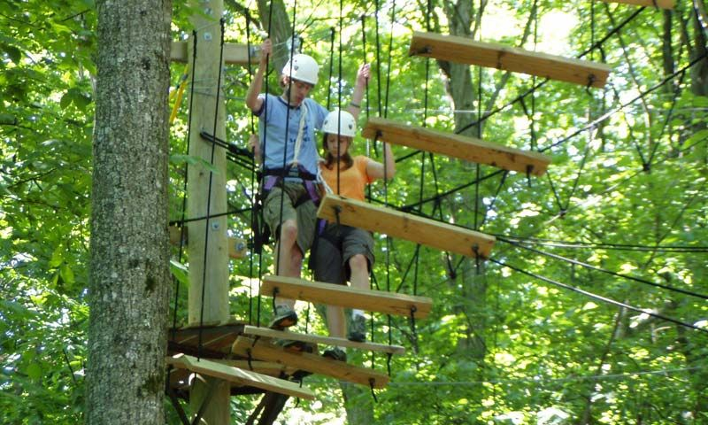 Combining An Exhilarating Aerial Adventure Park With Extreme Zip Lines Kidzipz And More The Spectacular Radical Ropes In Myrtle Beach
