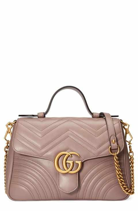 Small GG Marmont Top Handle Shoulder Bag Gucci frcwVWr