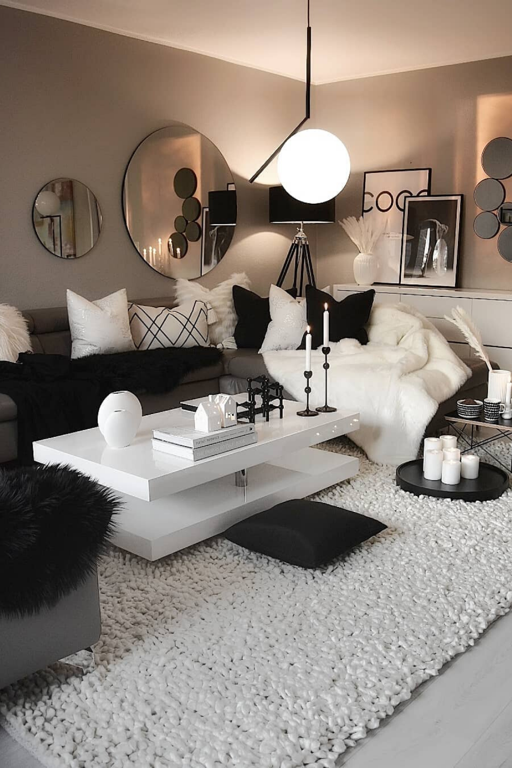 25 Chic Living Room Ideas You Must Try In 2020 Comfy Li