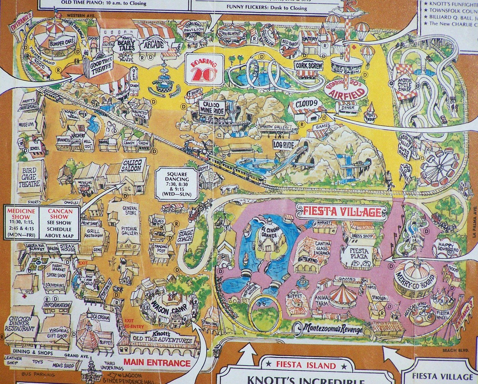 Map of Knott's as it was when I was a junior high kid, hanging out Knotts Map on ski map, sun map, buena park ca map, universal map, cruise map, magic mountain map, theater map, cedar point map, adventure map, worlds of fun map, dorney park map, disneyland map, six flags map, aquarium map, beach map, attraction map, disney map, summer map, discovery cove map,