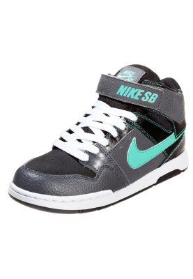 GrisChaussures Montantes Baskets Nike Mogan SbChaussure hQdCtsrx