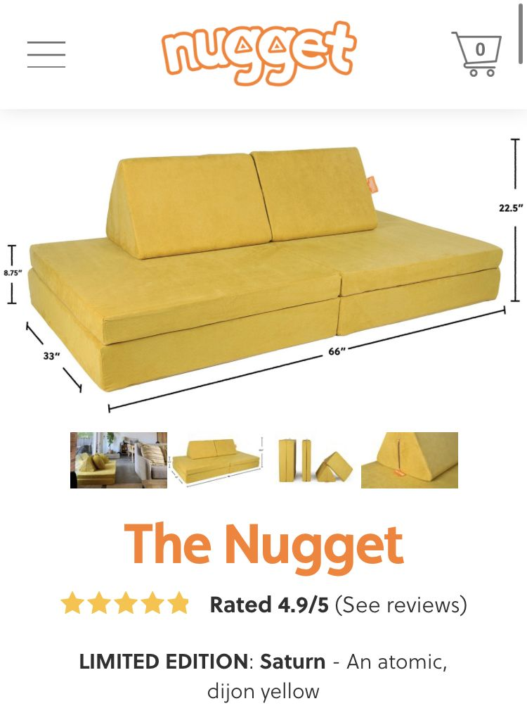 Nugget Couch Shapes - Emi Furniture