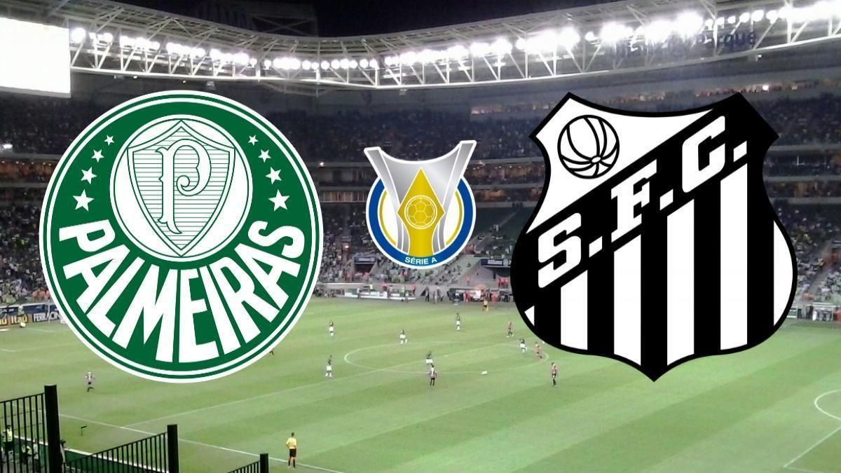 Palmeiras X Santos Saiba Como Assistir Ao Jogo Do Brasileirao Ao Vivo Online Em 2020 Campeonato Brasileiro Palmeiras Noticias Jogos Do Brasileirao