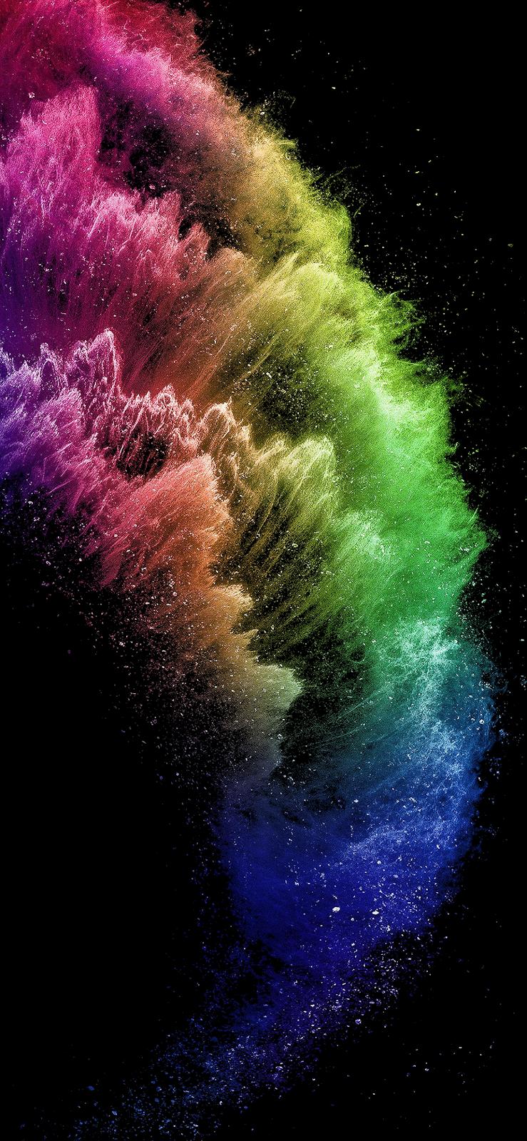 Fondos De Pantalla Iphone 11 Rainbow Wallpaper Iphone Black Wallpaper Iphone Iphone Wallpaper Images