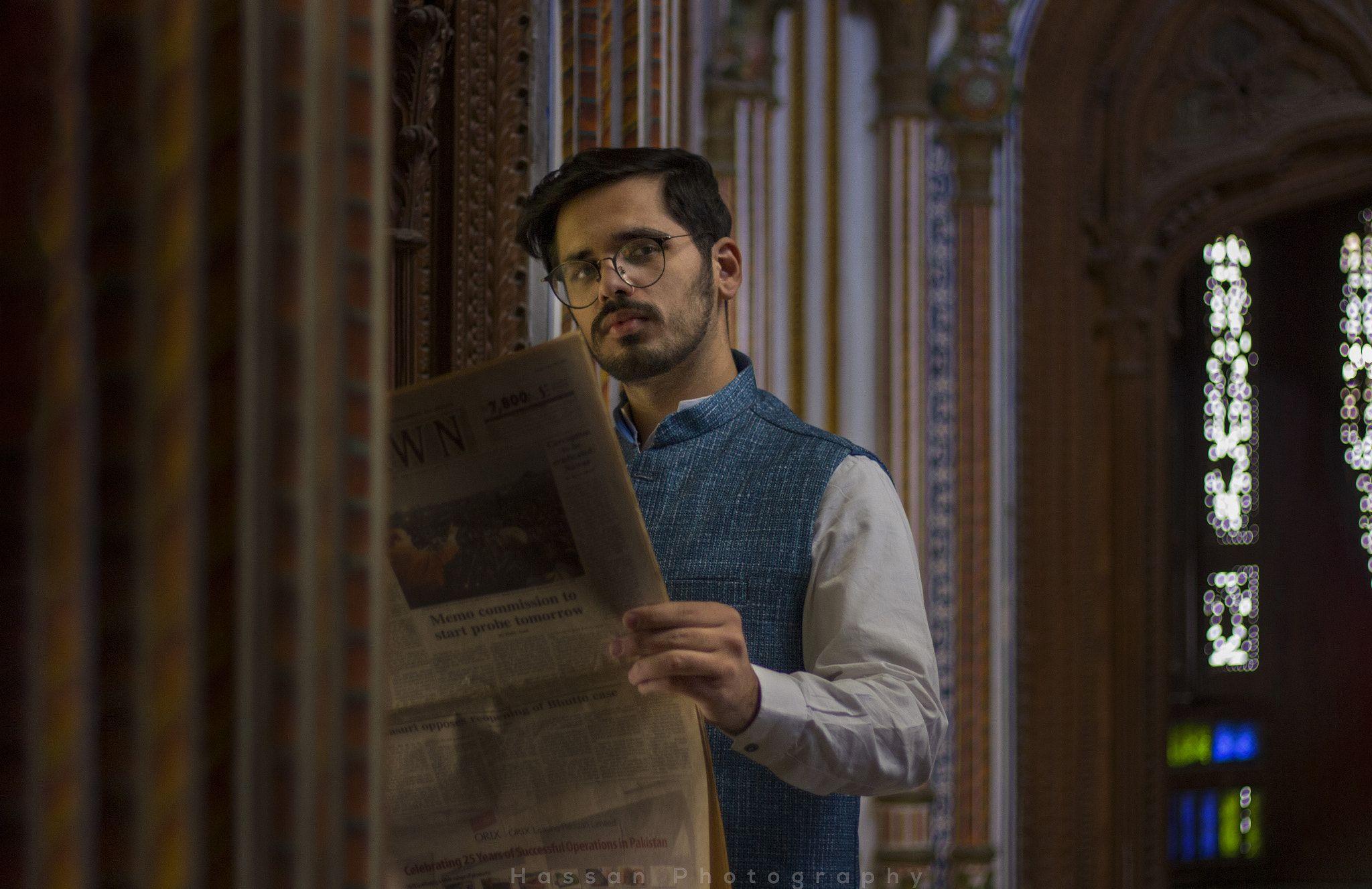Zeitung er sucht sie