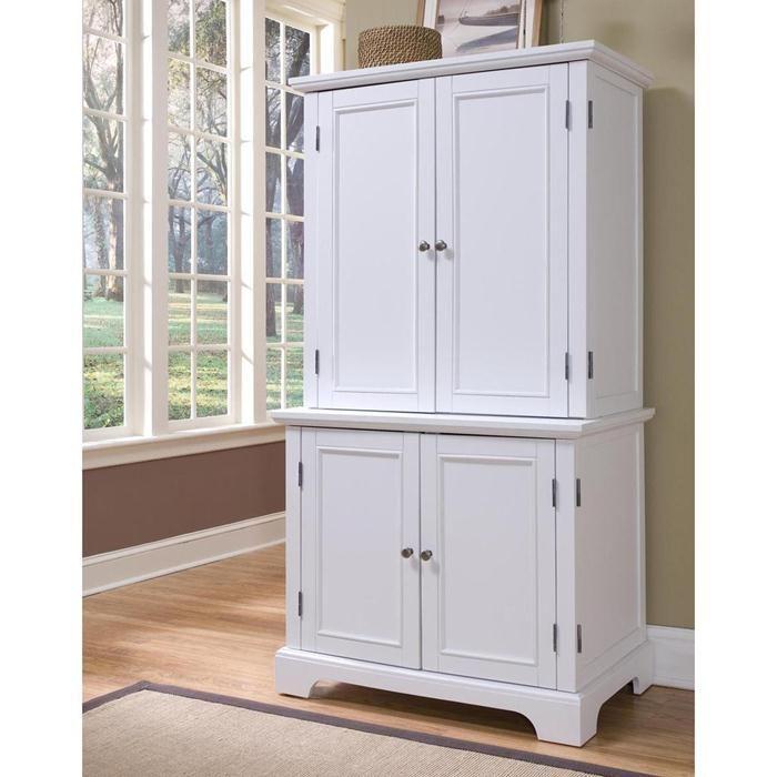 Beautiful Hidden Computer Desk   Nebraska Furniture Mart U2013 Home Styles Compact Office  Cabinet With Hutch