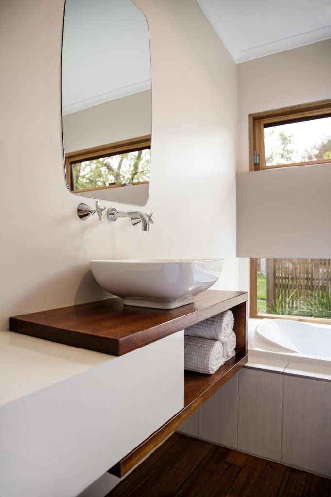 Bathroom Renovations Nunawading awesome use of timber on the vanity maxa nunawading | bathroom