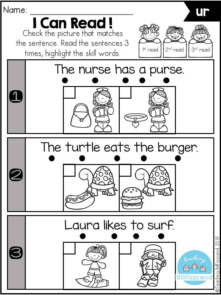 Free Phonics Fluency Check Reading Fluency Kindergarten Phonics Phonics Reading