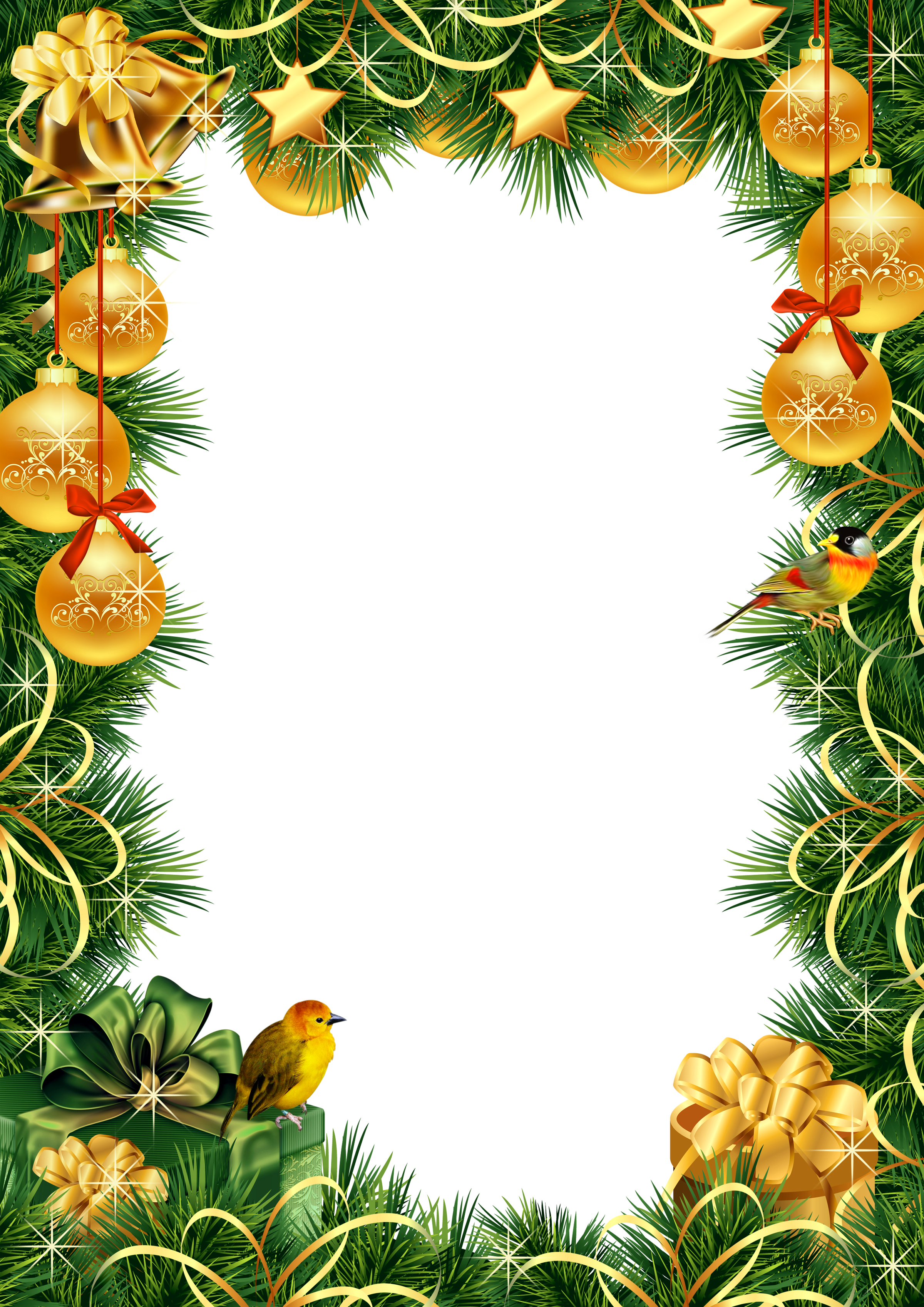 christmas frame transparent - Google Search | frames | Pinterest ...