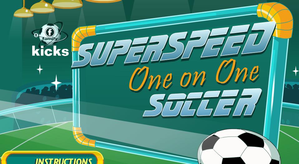لعبة كرة القدم واحد ضد واحد لعبة حلوة من العاب رياضية الرائعة جدا علي العاب فلاش ميزو Soccer Head Soccer Fun