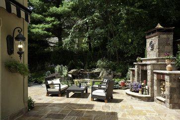Patio Living Room modern patio