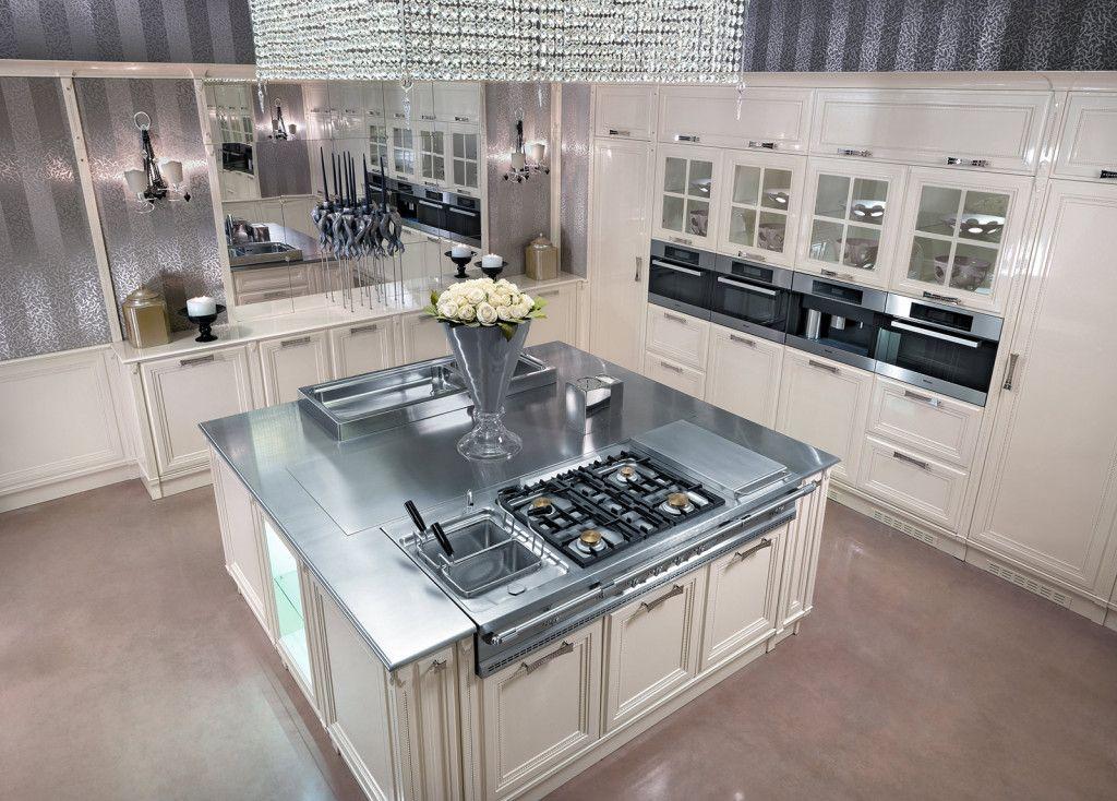 Cucine con isola: prezzi e marche, da Ikea a Scavolini | Shabby ...