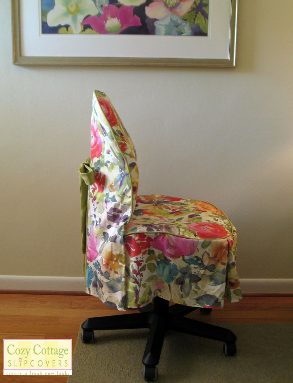 A blog/website for my Custom Slipcover workroom in Ohio.  Current updates about my latest slipcover creations.