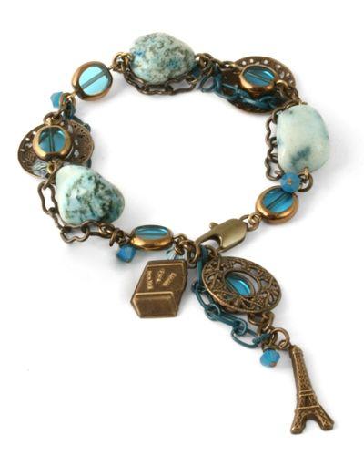 J'adore Paris Bracelet by Jess Italia Lincoln