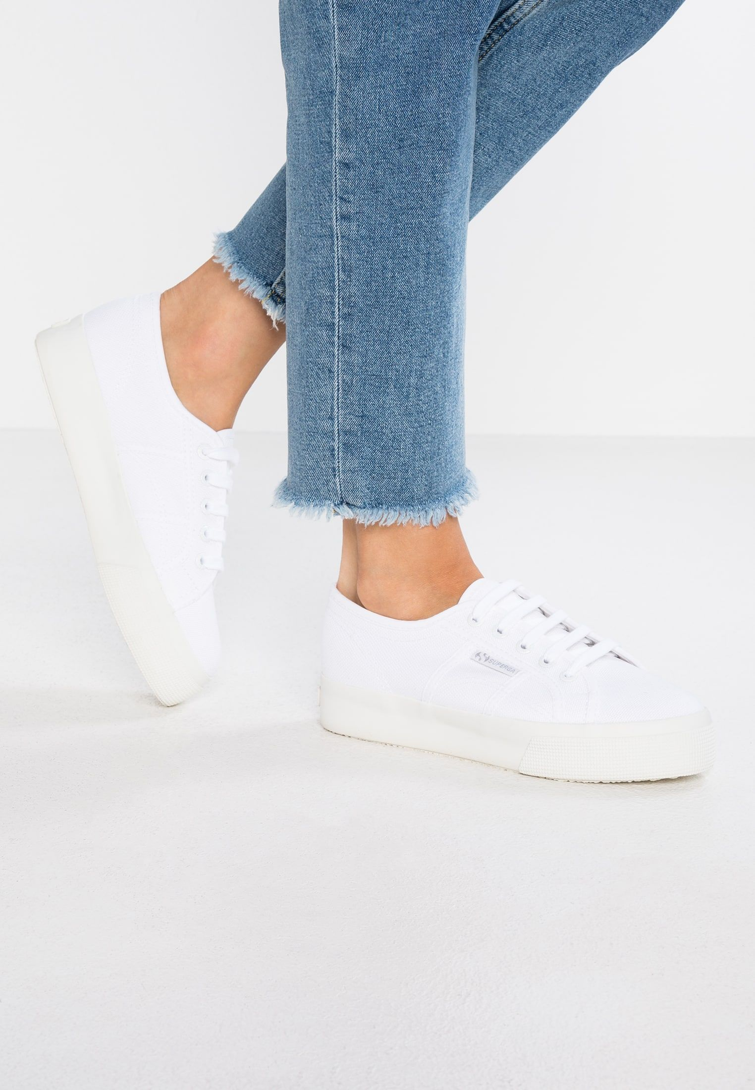 quality design 8abbf 0a594 Superga 2730 - Sneakers - total white - Zalando.se