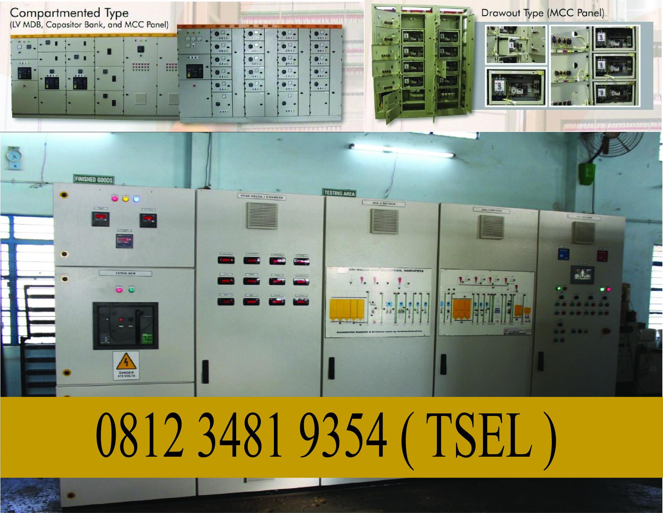 Electrical Panel Manufacturers in Surabaya,Electrical Panel ...