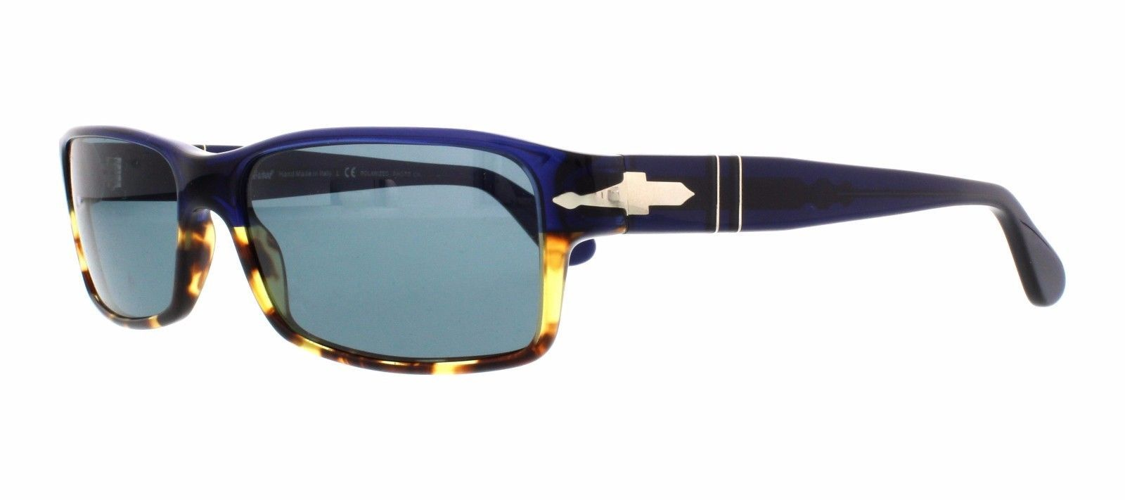 60d9a0b096 Persol Replacement Lenses PO 2747s Photo Polarized Blue 57mm
