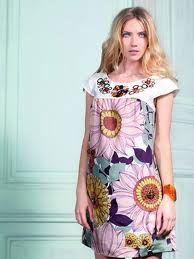 Yazlık Bayan Giyim Modeli