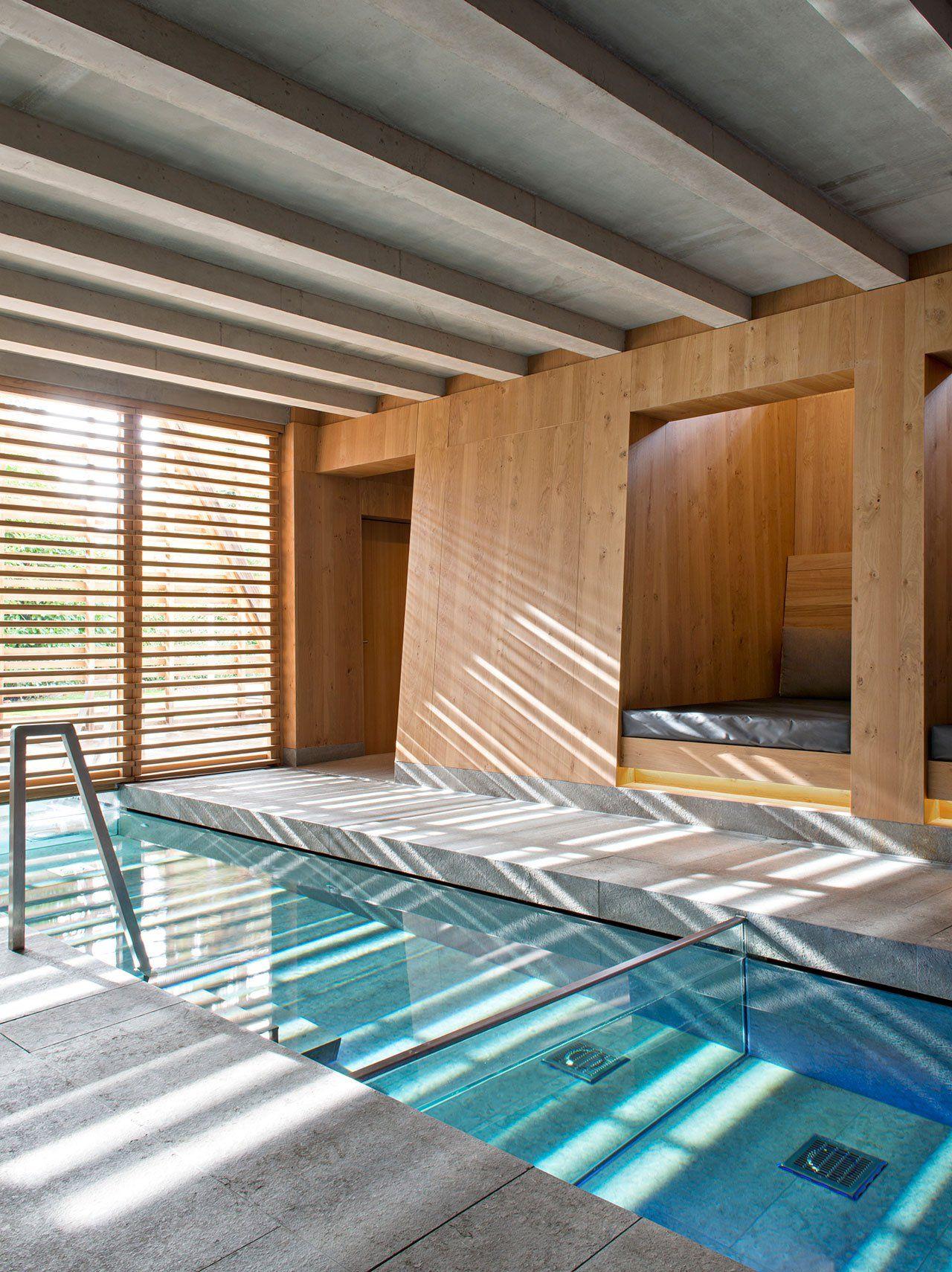 at home in alsace: hôtel des berges' spa des saules designed