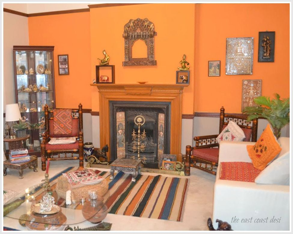 the east coast desi india inspired home tour home decor that i