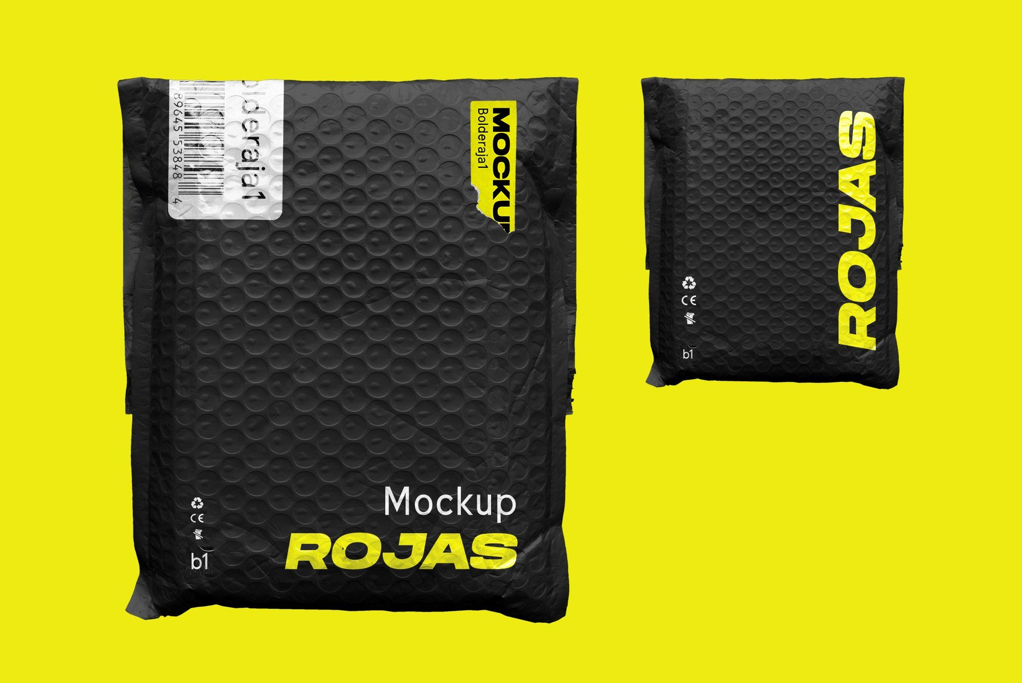 Download Bubble Bag Postage Mockup Rojas Sponsored Drag Software Place Workspace Ad Bubble Bag Postage Bags Bubble Wrap Packaging