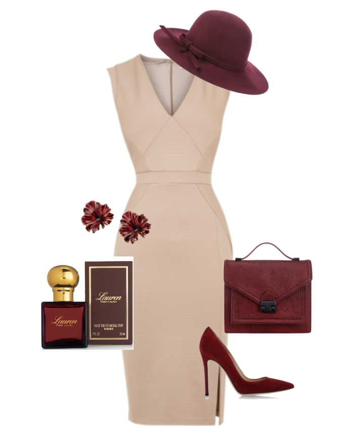 Look 6 : something for the evening :)