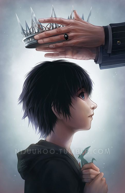 Young Noctis From Ffxv Final Fantasy Collection Final