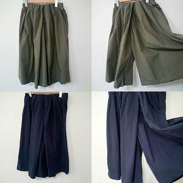 owl_saseboタイプライタースカーチョ☆ #OWL #owl #佐世保 #佐世保服 #長崎 #japan #パンツ #pants#スカーチョ #服 #ファッション #fashion #セレクトショップ