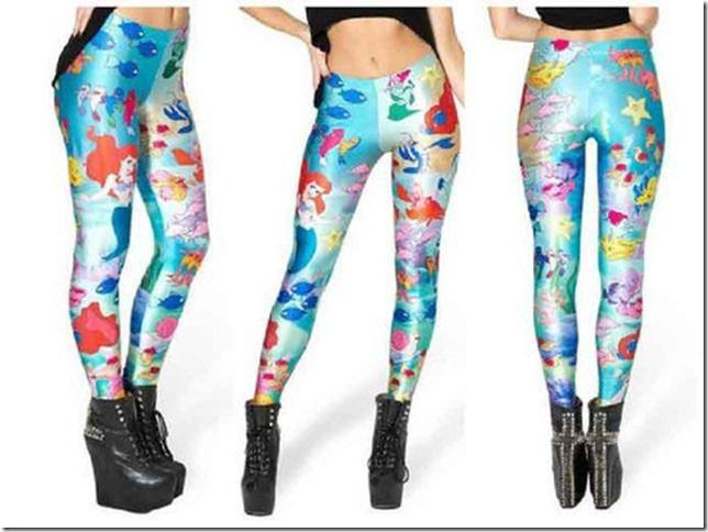 5462765cfa3155 Disney Print Lotus Leggings That You Will Die For! | Disney Fashion ...