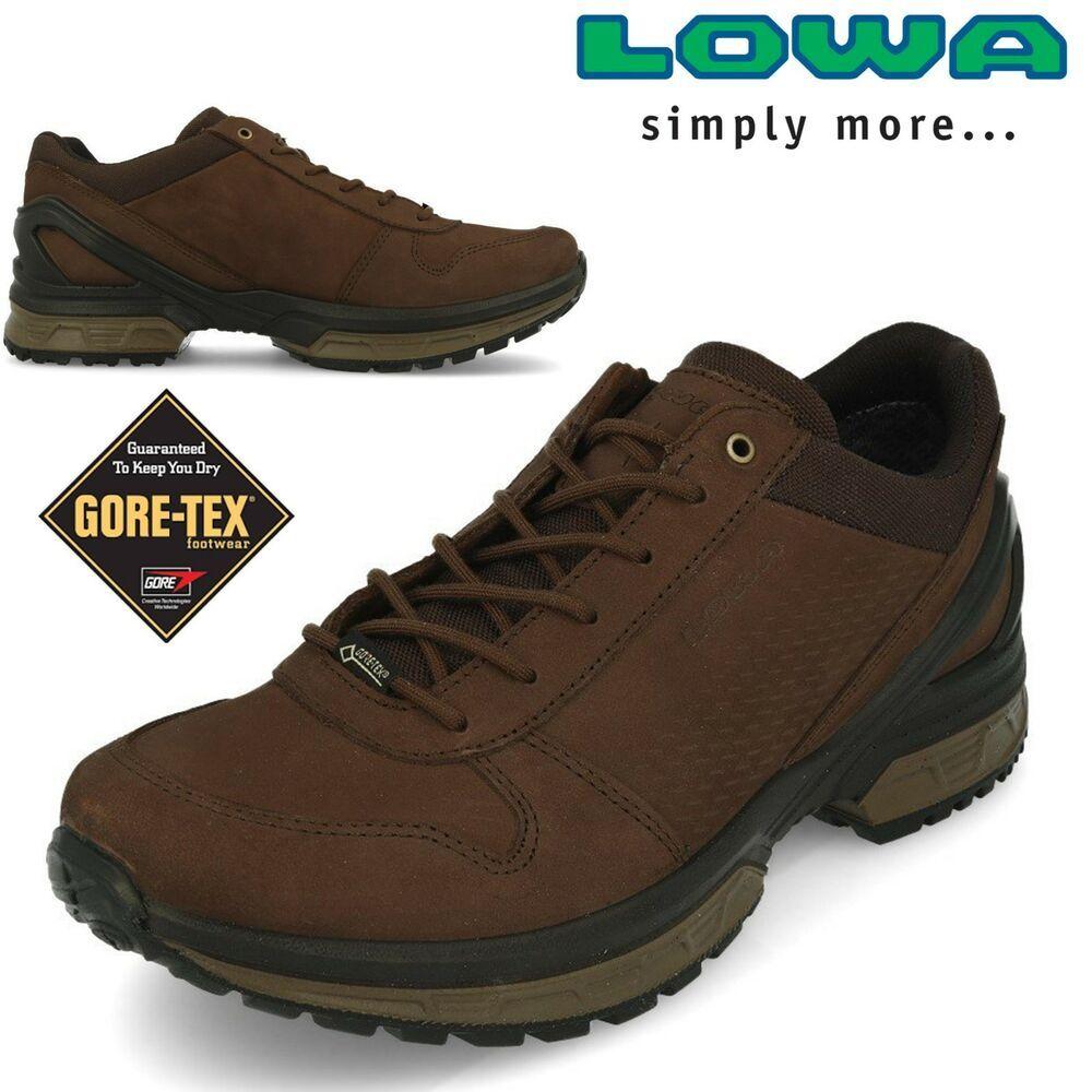 Lowa Walker Gtx Walking Hiking Trail Shoes Sneakers Lowa Hikingshoes Boots Sneakers Men Fashion Hiking Shoes
