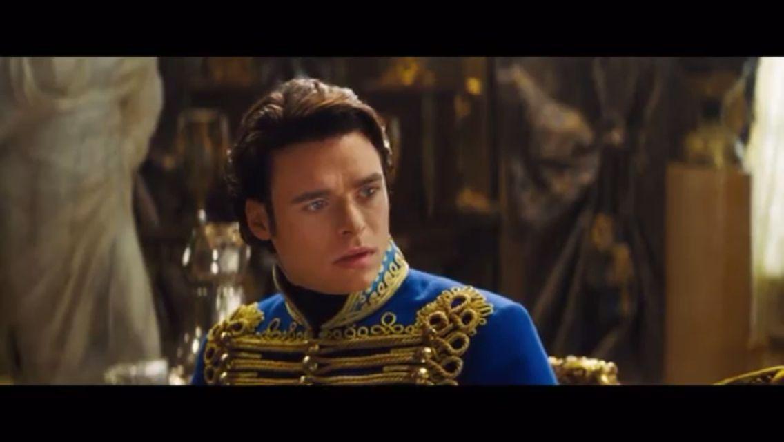 Richard Madden as the prince | Richard madden, Cinderella ...