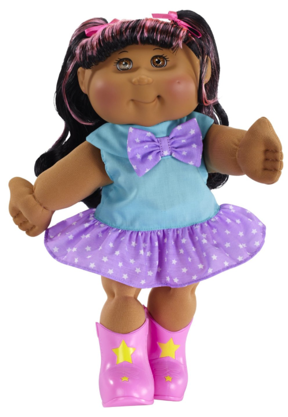Cabbage Patch Kids Celebration African American Girl Star Dress Doll Black Cabbage Patch Doll Cabbage Patch Kids Dolls Cabbage Patch Kids