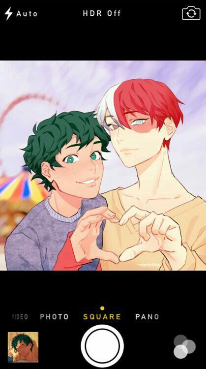 BNHA pictures and memes - TodoDeku