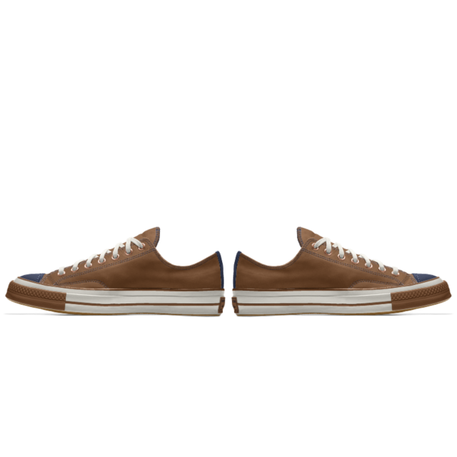 Converse Custom Chuck 70 Premium Leather Low Top Shoe