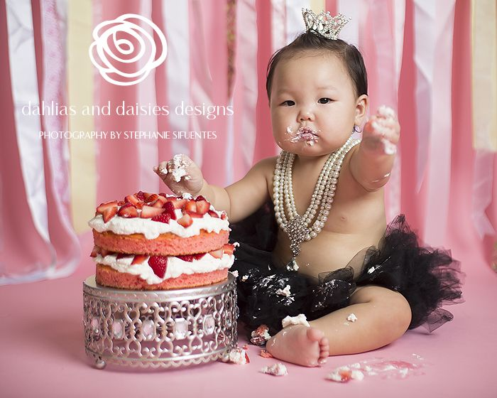 1 Year Old Quotes For Girls QuotesGram PosesCake Smash