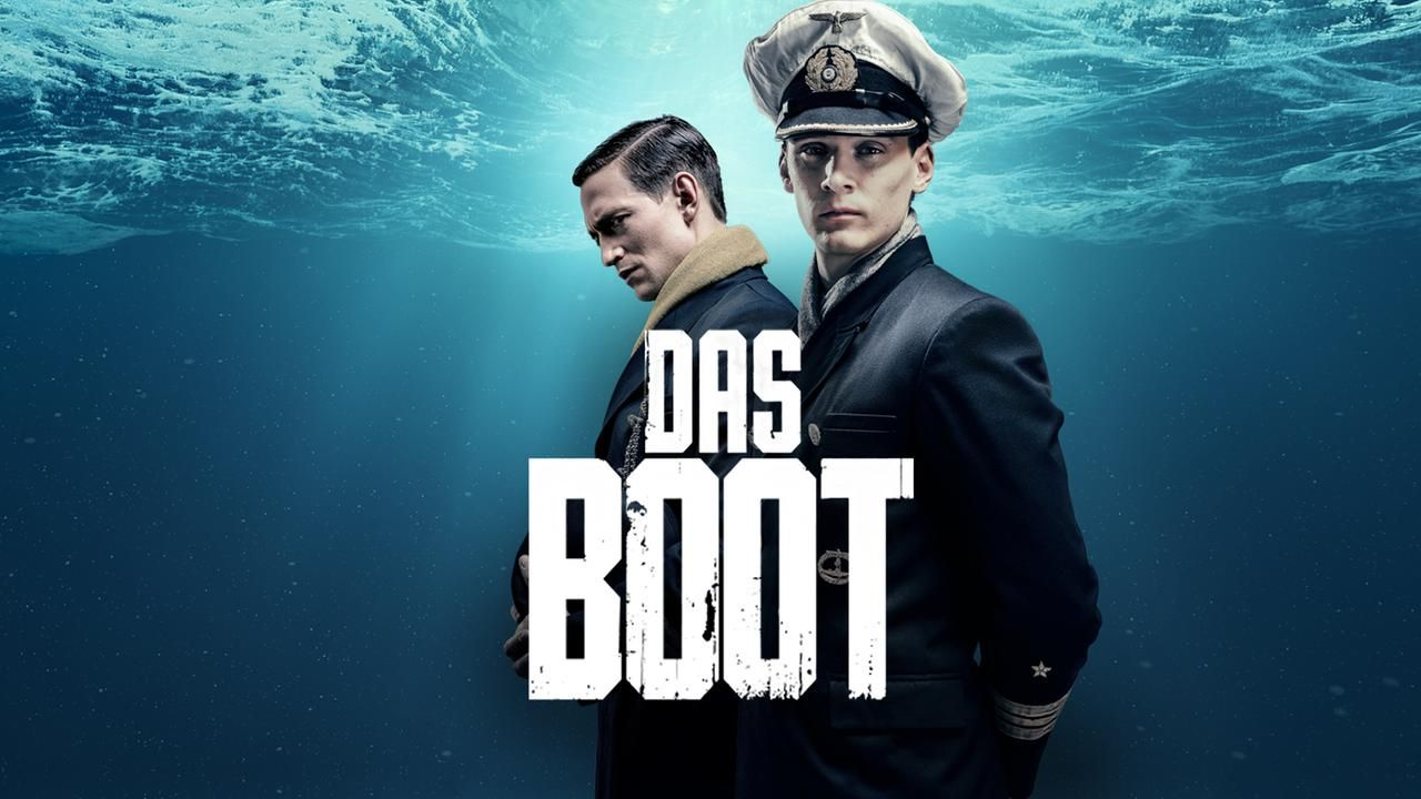 Das Boot Eventserie Serien Staffel 2 Romane
