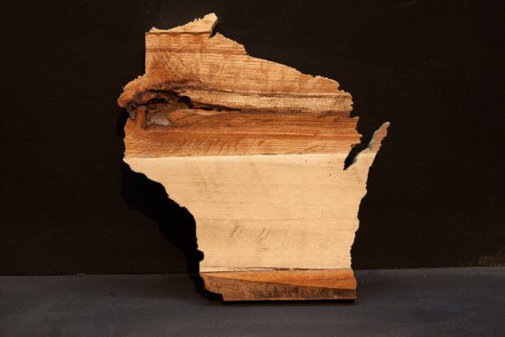 Rustic Wisconsin from Pallet Wood | Wood pallets, Wood, Rustic