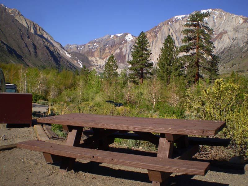 Convict Lake Campground California Camping Camping Locations Campground
