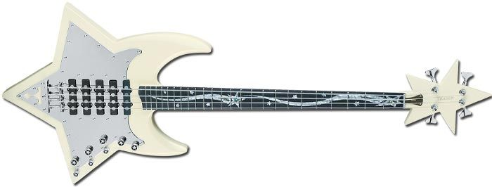 Traben Bootsy Collins Star Bass