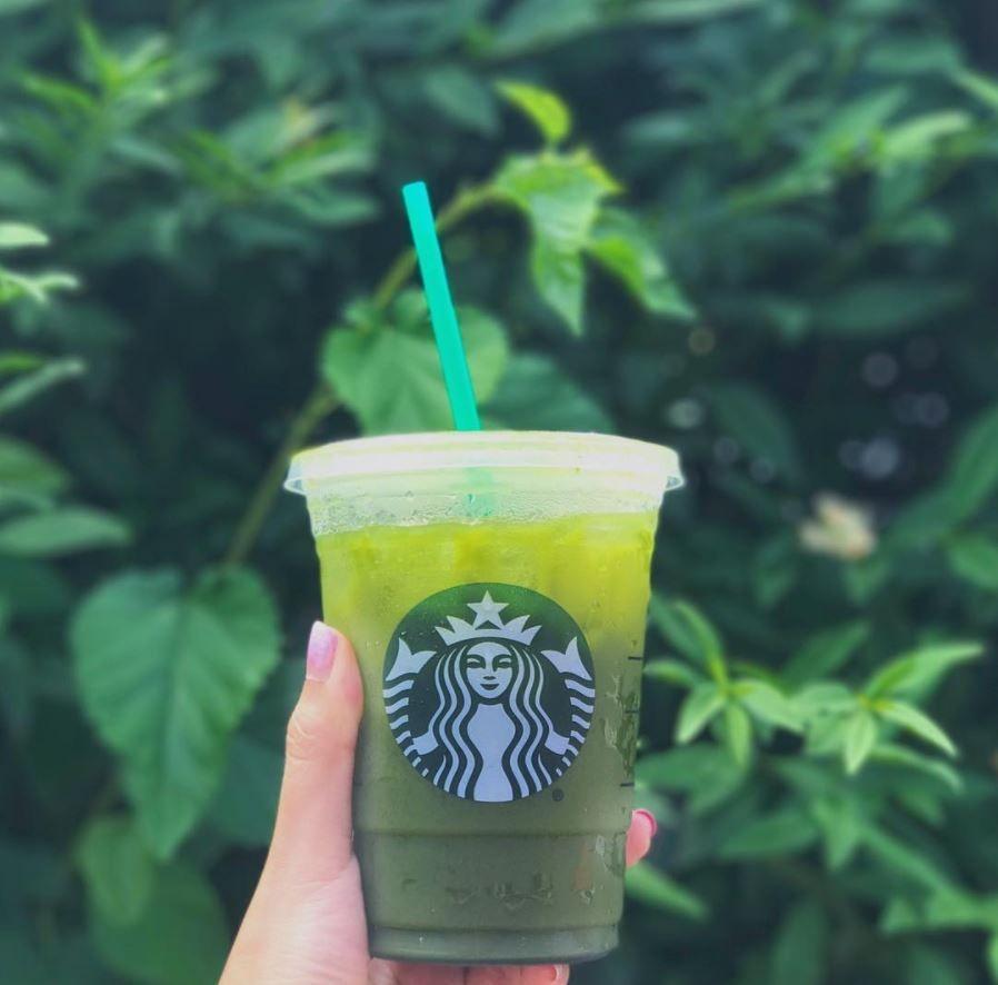 Starbucks Matcha Lemonade - Cups Of Kindness