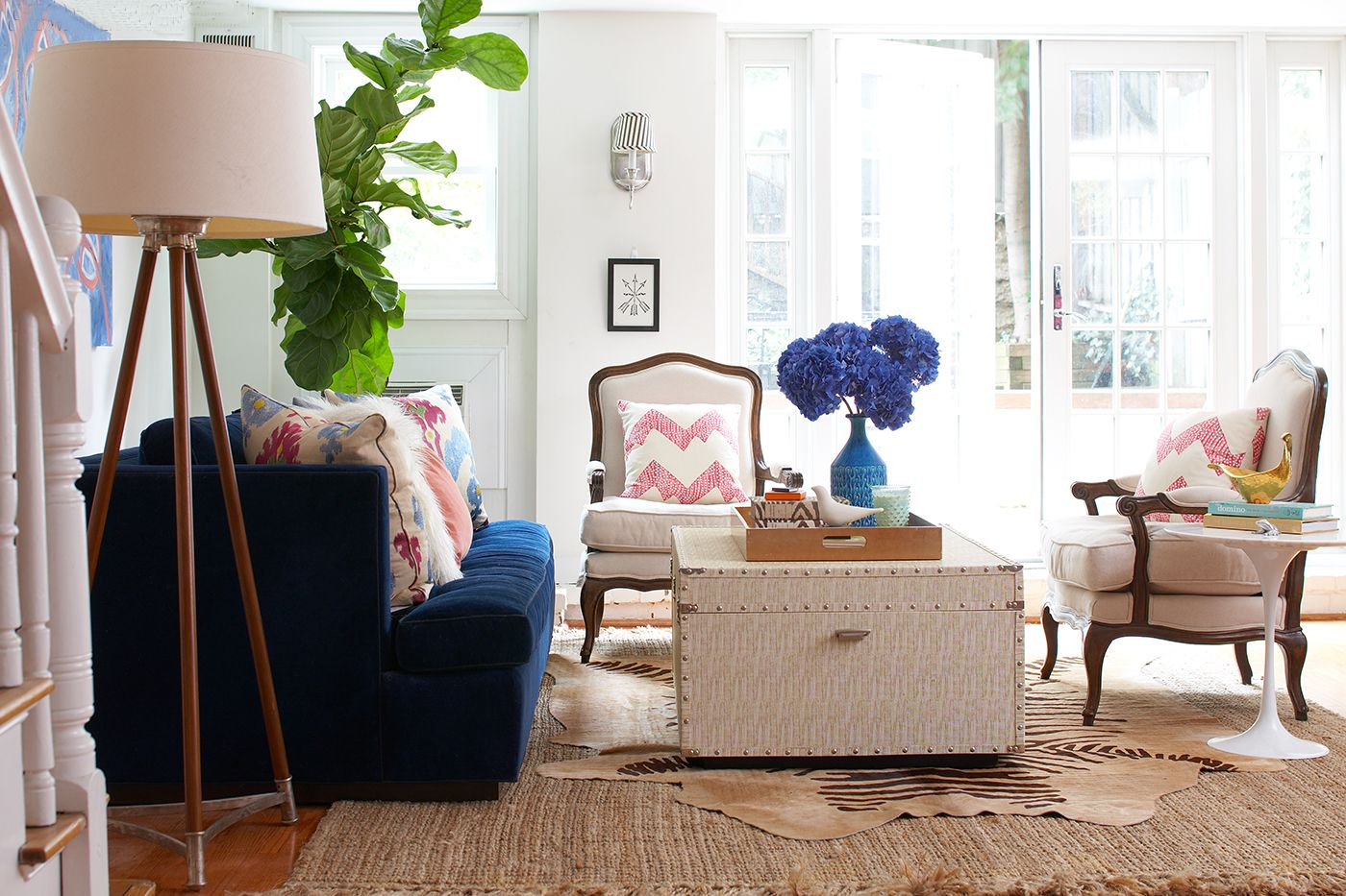 Get A Sparkling Clean Living Room With Time To Sparethis Is The Fascinating Clean Living Room Design Decoration