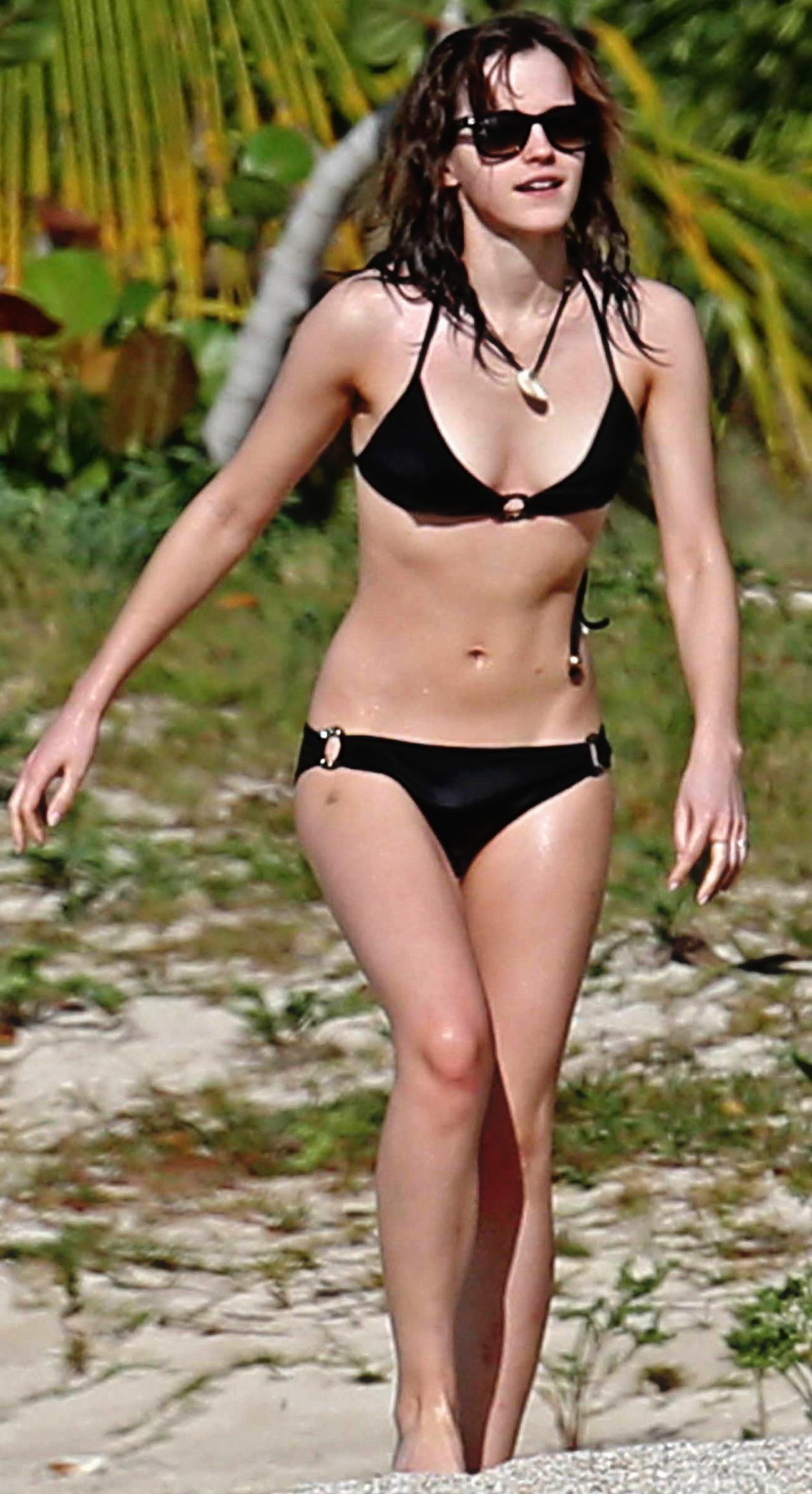 Bikini photo shoots of emma watson