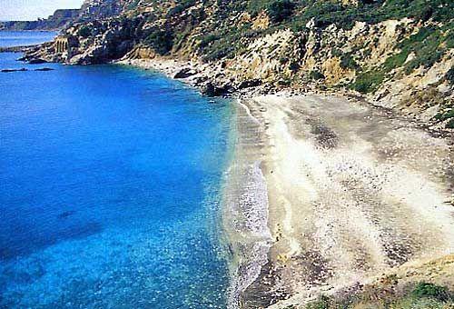 Baia di Vetrangoli - Elba