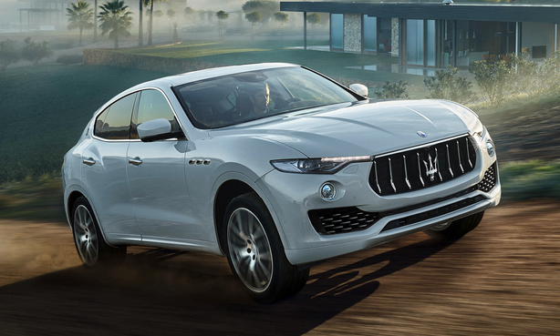 2018 maserati crossover. perfect 2018 2018 maserati levante design performance and features sport sedan from  italian high with maserati crossover v