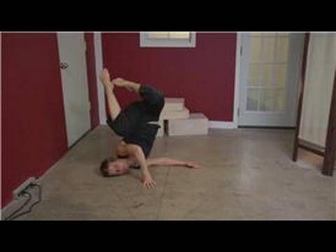 shoulder stand  modern dance moves dance workout modern